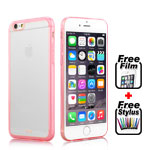 Ultra Slim Thin Crystal Clear Case Cover For Apple iPhone 6 4.7''