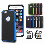 Shockproof Heavy Armor Duty Tough Case Cover For Apple iPhone 6 4.7