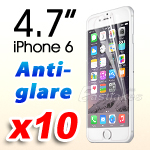 "10X Anti-Glare Matte Screen Protector Film Guard for Apple iPhone 6 4.7"""